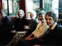 Coffee morning, Barton Grange Hotel, 2003.