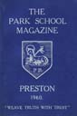 Park School magazine from 1960.